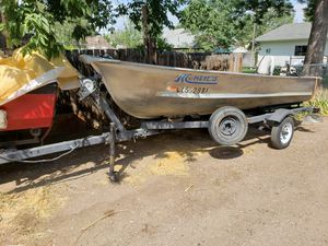 14ft Meyers aluminum for Sale in Fort Collins, CO