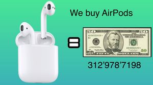 Apple AirPods first gen for Sale in Chicago, IL