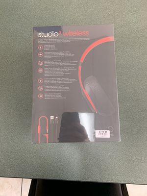 Brand New Beats studio 3 wireless headphone for Sale in Nashville, TN