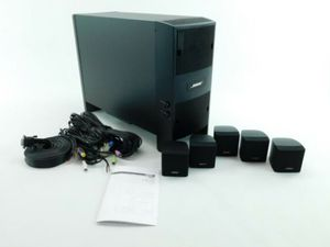 Bose Acoustimass 6 for Sale in Schaumburg, IL