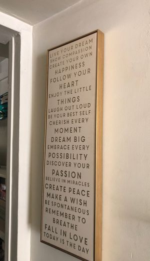 Wall quote for Sale in Scotts Valley, CA