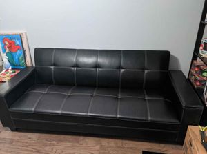 Leather Futon for sale for Sale in Altamonte Springs, FL