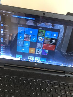 Hp notebook 15 (touch screen) for Sale in WARRENSVL HTS, OH