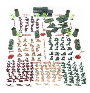 Firm Price! Brand New in a Package 300-Piece Military Base Set Toys, Located in North Park for Pick Up or Shipping Only! for Sale in San Diego, CA