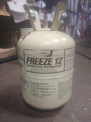 R12 Refrigerant 30lb Tank for Sale for sale  Croydon, PA