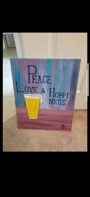20x16 PAINTING!CANVAS! for Sale in Delray Beach, FL