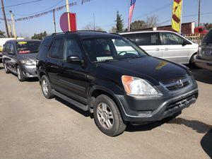 2003 Honda CRV EX 4wd for Sale in Modesto, CA