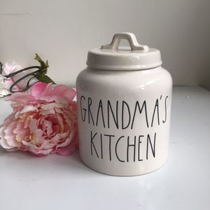 Rae Dunn Grand Ma's Kitchen Canister for Sale in Arcadia, CA