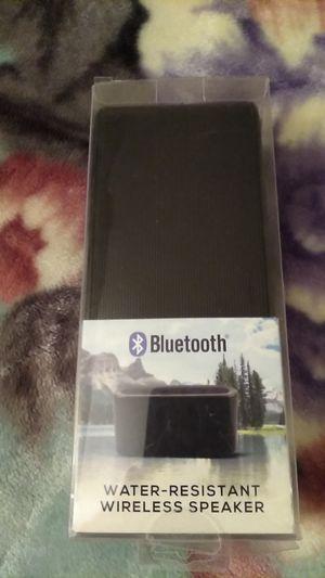 Bluetooth wireless water resistant speaker for Sale in Seattle, WA