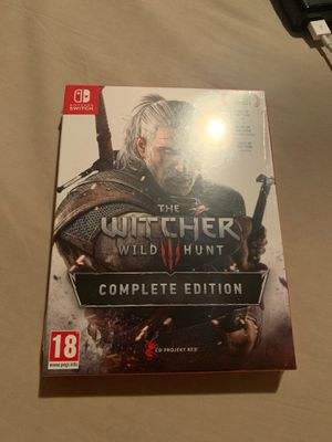The Witcher 3 complete edition for Sale in Los Angeles, CA