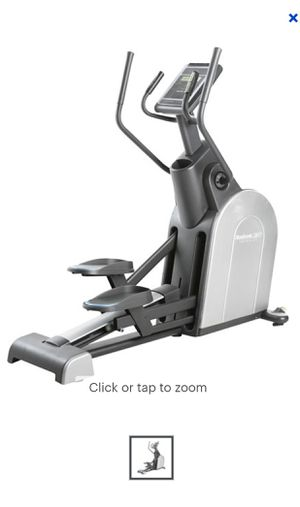 REEBOK 1000X Elliptical machine great working order..west kendall pickup only.. Best offer takes it!! for Sale in Miami, FL