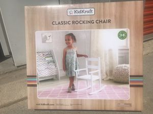 Kids rocking chair for Sale in Syracuse, UT