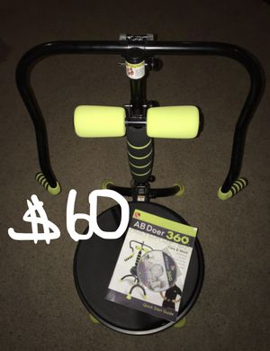 Ab doer/home gym/workout equipment/training for Sale in Vancouver, WA