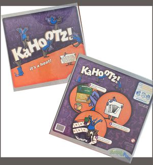 Brand new- unopened- kahootz game for Sale in Laurel, MD