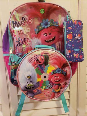 Trolls backpack for Sale in Gardena, CA