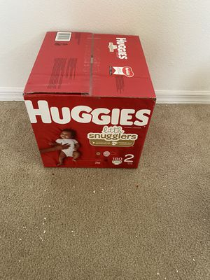 Diapers size 2 only one left for Sale in Kissimmee, FL