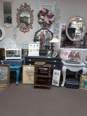 Vintage furniture at Flamingos Antique for Sale in Riverside, CA