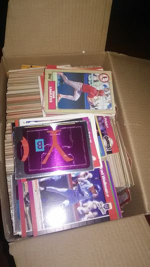 Baseball cards for Sale in Santa Clara, CA