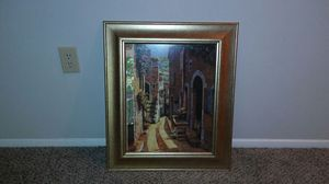 Gold Frame Painting for Sale in Marietta, GA