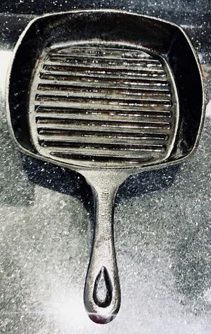 Emeril Cast iron Grilling Pan for Sale in Chandler, AZ
