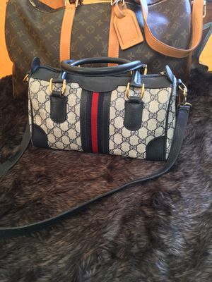 Gucci Boston Bag Vintage W/ Strap for Sale in Glendale, AZ