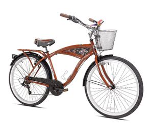 Beautiful men's bronze cruiser bike for Sale in Silver Spring, MD