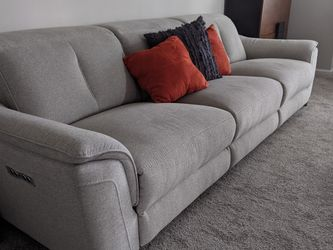 Sofa With Electric Recliners for Sale in Atlanta,  GA