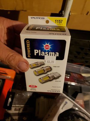 PLASMA POWERED AUTO 1157 OR. 1156 BULBS for Sale in Chicago, IL