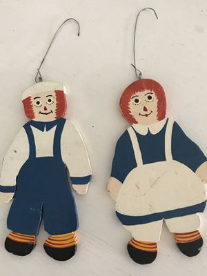 Raggedy Ann & Andy for Sale in Lakewood Ranch, FL