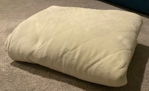 Micro flannel electric blanket for Sale in Riverview, FL