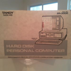 Tandy 1200 HD Personal Computer! BRAND NEW UNOPENED IN THE BOX!!! for Sale in Auburn, WA