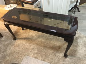 Consol Table for Sale in Houston, TX