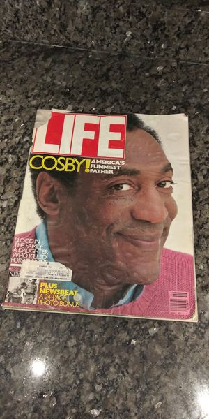 LIFE MAGAZINE JUNE 1985 BILL COSBY for Sale in Gaithersburg, MD