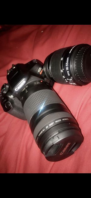 canon rebel t5 for Sale in San Diego, CA
