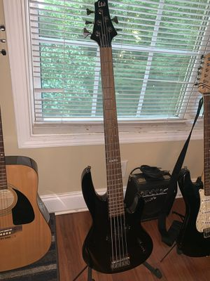 5-String Bass LTD for Sale in Atlanta, GA