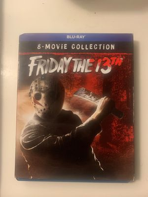 Friday The 13th 8 movie collection for Sale in Buena Park, CA