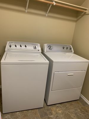 Whirlpool Washer & Dryer for Sale in West Richland, WA