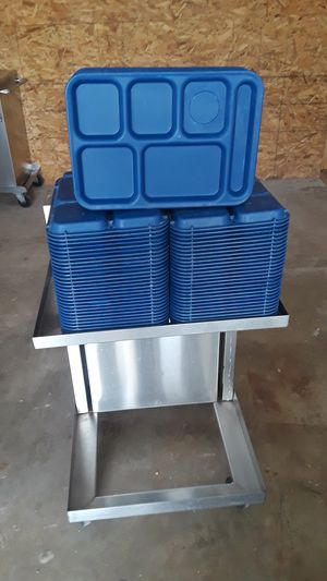 Lunch trays for Sale in Houston, TX