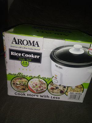Rice cooker crock pot for Sale in Phoenix, AZ