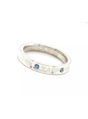 Tiffany Co. US Size 4 with Montana Sapphires for Sale in New York, NY