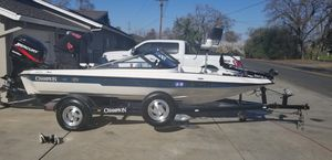 Boat Champion ski and fish for Sale in Waterford, CA