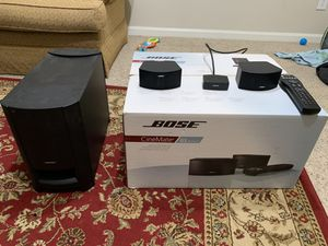 Bose Cinemate GS Series II - FR for Sale in Atlanta, GA