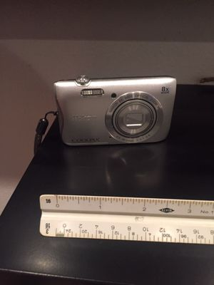 Nikon Coolpix S3700 20.1-megapixel digital Camera for Sale in Seattle, WA