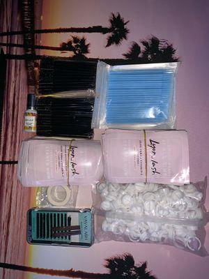 Eyelash extension kit for Sale in Santa Maria, CA