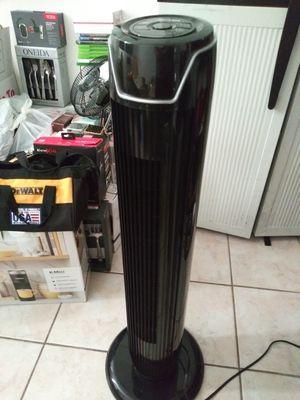 "Pelonis 36"" tower fan for Sale in Escondido, CA"