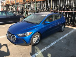 2017 Hyundai Elantra Parting out. For Parts . Shop. 6827 for Sale in Los Angeles, CA