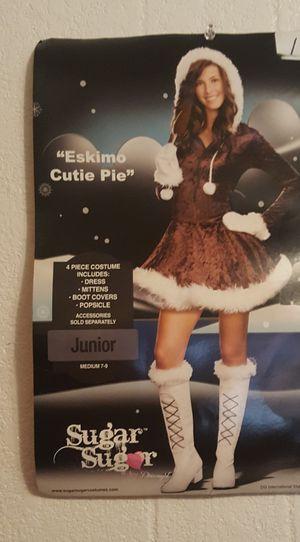 HALLOWEEN COSTUME ( ESKIMO CUTIE PIE ) for Sale in Phoenix, AZ