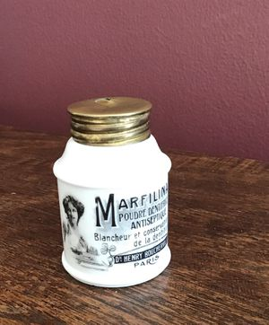 Antique French Toothpaste Container for Sale in Oakland Park, FL