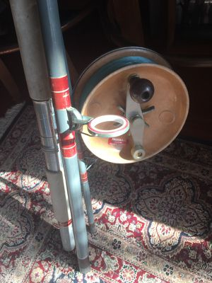 Australian surf caster, world record holder for Sale in Chicago, IL