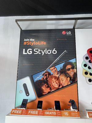 Free LG stylo 6 for Sale in Orlando, FL